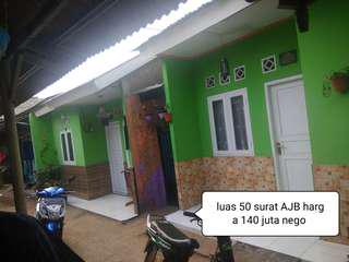 Rumah ready cash only