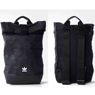 d9a5f8e950 PER-ORDER Adidas X Issey Miyake Backpack single handle buckle BLACK 3D mesh