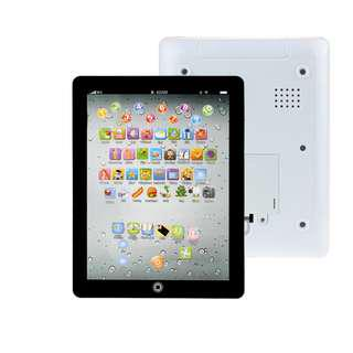Mini English Child Touch Ipad/Computer Learning Education Machine/Kids Baby Toys/Educational Gift /Language Study Table