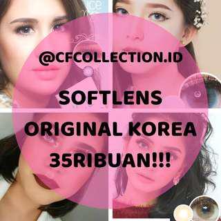 SOFTLENS ORI KOREA TERMURAH