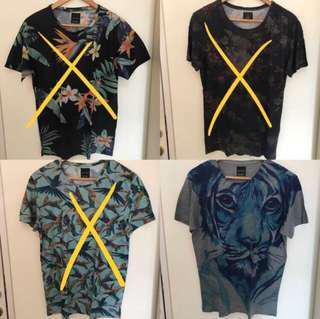 ZARA Tees / Tshirt