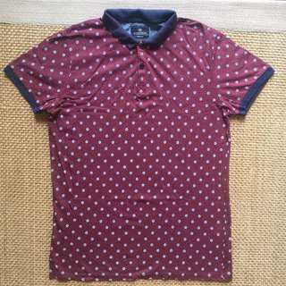Cotton On Printed Collared Shirt