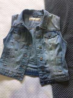 Just jeans Denim Vest