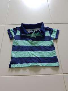 Cotton On Stripe Baby Polo