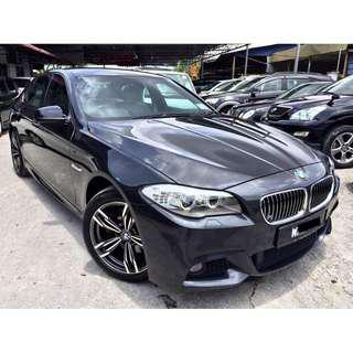 2012 BMW 528i F10 2.0 M-SPORT VERSION (A) 1 OWNER