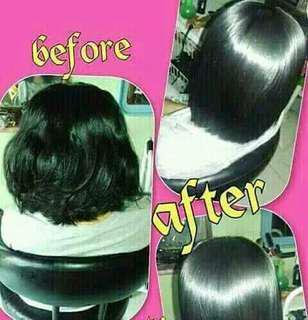 Pelembut rambut nana
