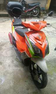 Yamaha mio soul carb115