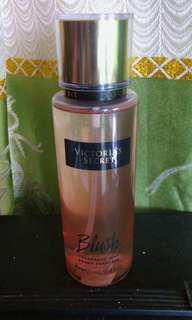 Authentic/ Original Victoria's Secret Fragrance Mist (Blush) 250ml