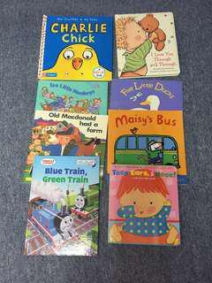 8 books for little kids