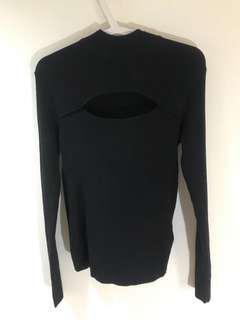 Preloved hnm semi sweater