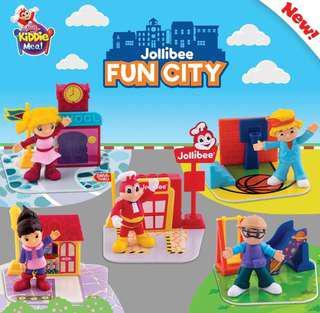 Jollibee Fun City