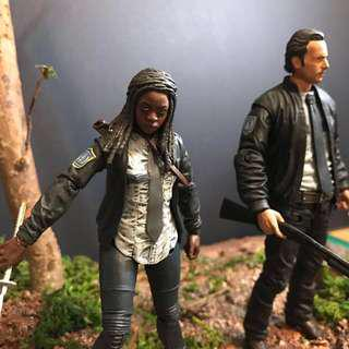 McFarlane The Walking Dead Constable Michonne