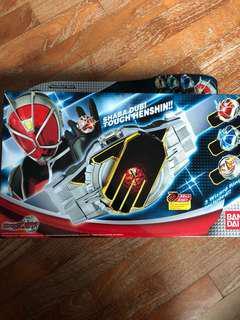 Kamen Rider Wizard DX set