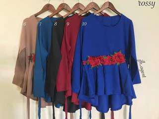 Blouse Rossy