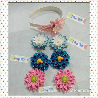 Kids Hair Accessories Made to Order