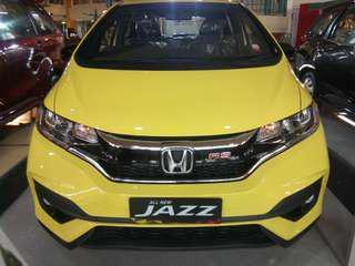 Honda Jazz Promo