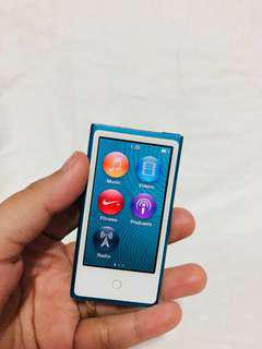 Apple iPod nano (7th generation)- NEGOTIABLE