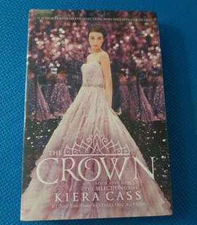 Novel import The Crown by Kiera Cass