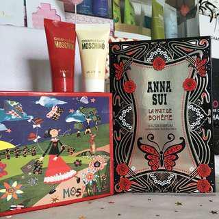 🆓Postage!!! Anna Sui La Nuit De Boheme EDP 75ml
