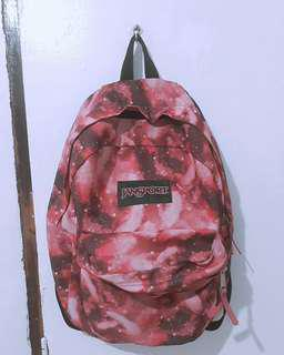 Class A Jansport Galaxy Backpack