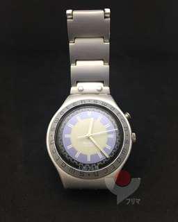 Swatch Irony aluminum