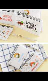 (PO) CUTE PLANNER / TO DO LIST
