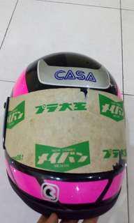 KAWASAKI full face helmet
