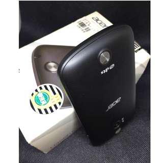 Acer E1 4g 4.5吋 黒