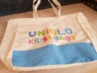 Uniqlo 單肩帆布袋