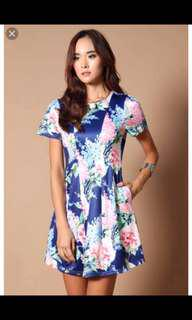 Preloved M Size TSW Dress