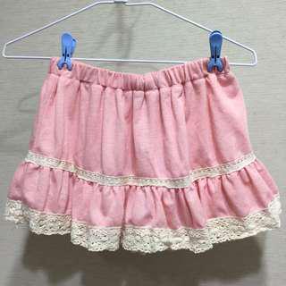 🚚 可愛全新短裙(內有褲子設計
