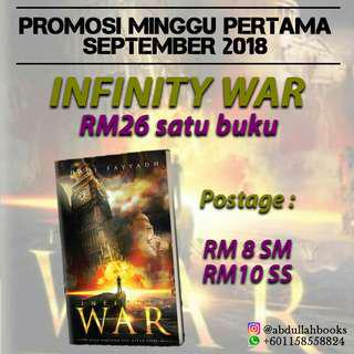 INFINITY WAR SPECIAL PRICE