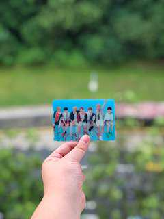 BTS LOVE YOURSELF ANSWER SPECIAL PHOTOCARD / LENTICULAR CARD