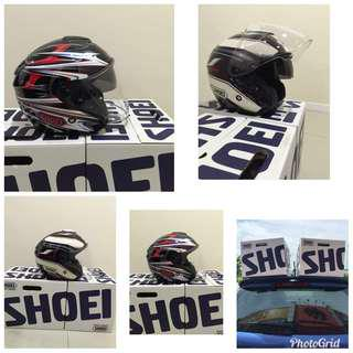 Helmet shoei j-cruise