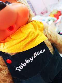 Monchhichi 美品 bear bear