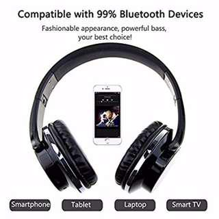 🚚 Sodo MH1 2in1 Speaker and Headphones Quality Sound Strong Bass Bluetooth Wireless
