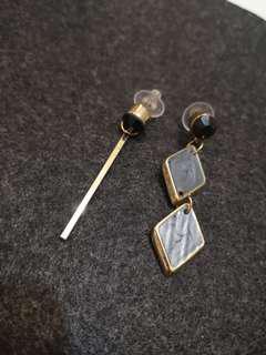Chic fashion earrings (#050)