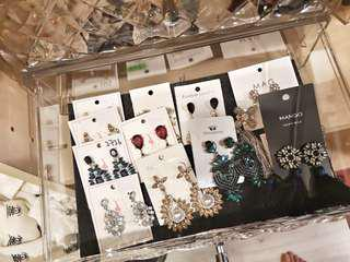 Fashion earring for sales