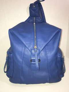 *reduced* New Guess Backpack (Blue)