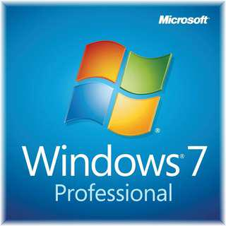 Windows 7 PRO *100% GENUINE ORIGINAL*