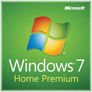 Windows 7 HOME *100% GENUINE ORIGINAL*