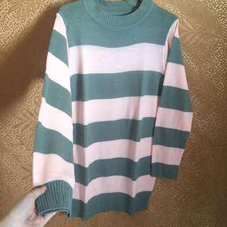 Sweater Pink-Abu #MauiPhoneX