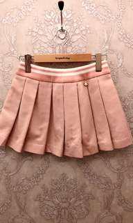 🚚 Kb Knightsbridge 粉色百摺裙