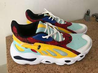 High sole Korean sport shoes