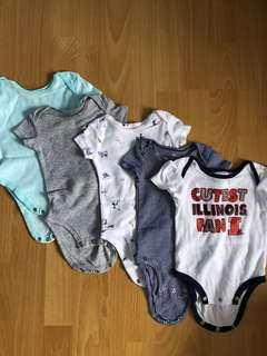 ‼️SALE‼️ 5pcs for 130PHP onesie