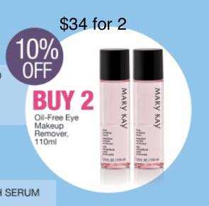 Mary Kay Timewise Oil-Free Eye Makeup Remover