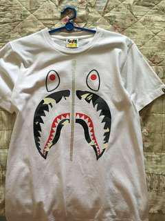 Bape shirt 100% AUTHENTIC SIZE S