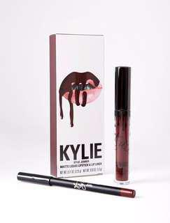 Authentic Kylie Lipkit in Vixien