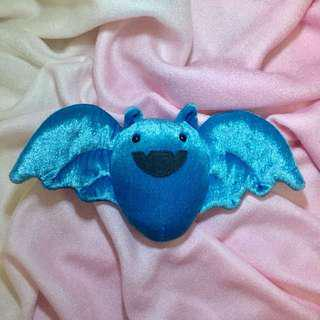 Blue Bat Plush Toy stuffed toy