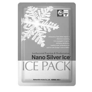 Spectra Antibacterial & Deodorization Nano Silver Ice Pack (New)